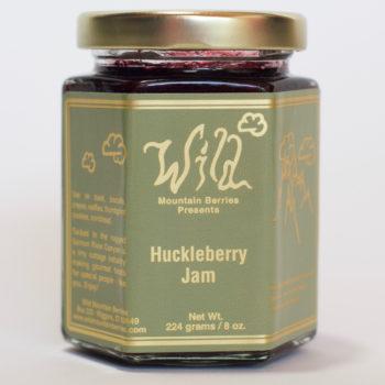 WMB - Huckleberry Jam - 1
